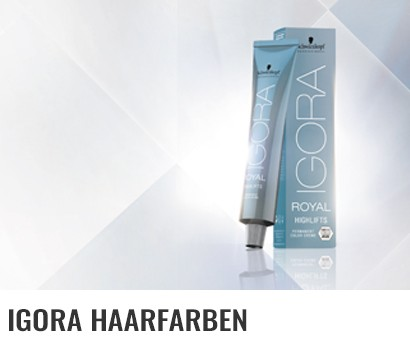 Schwarzkopf Igora Haarfarben