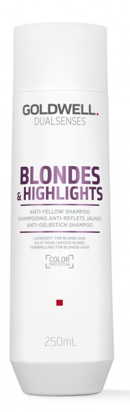 Dualsenses Blondes Highlights Anti Yellow Shampoo
