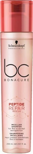 BC Bonacure Peptide Repair Rescue Shampoo 250ml