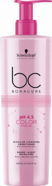 BC Bonacure Color Freeze Cleansing Conditioner