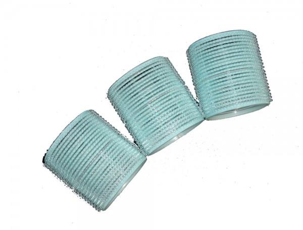 Haftwickler Jumbo hellblau 56 mm 6 Stück