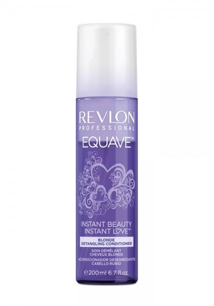 Revlon Equave Blonde Detangling Conditioner, 200 ml