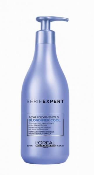 Serie Expert Blondifier Cool Shampoo 0,5l