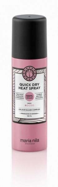 Quick Dry Heat Spray