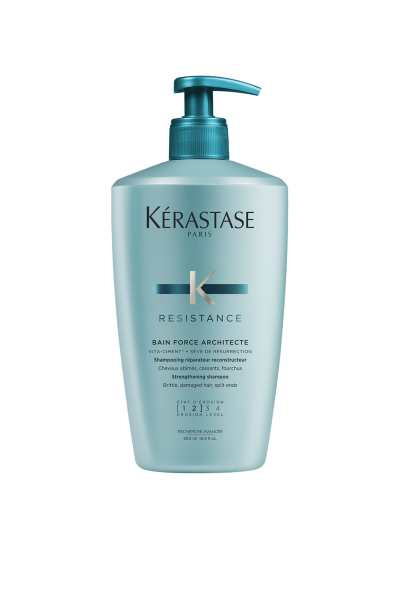 Kérastase Résistance Bain Force Architecte, 500 ml