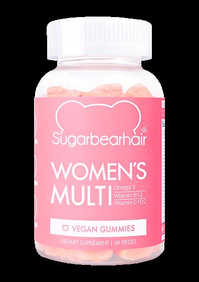 Sugarbearhair - Womens Multi 60 Stk.