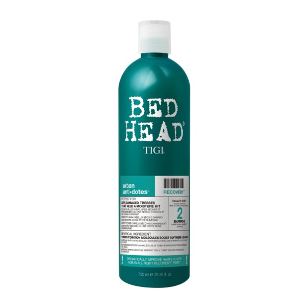 BED HEAD Recovery Shampoo, 750 ml