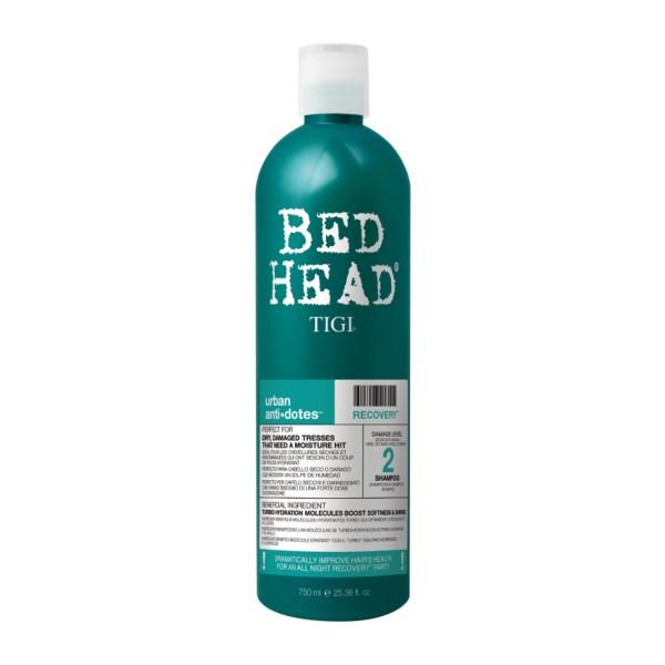 BED HEAD Recovery Shampoo, 750 ml