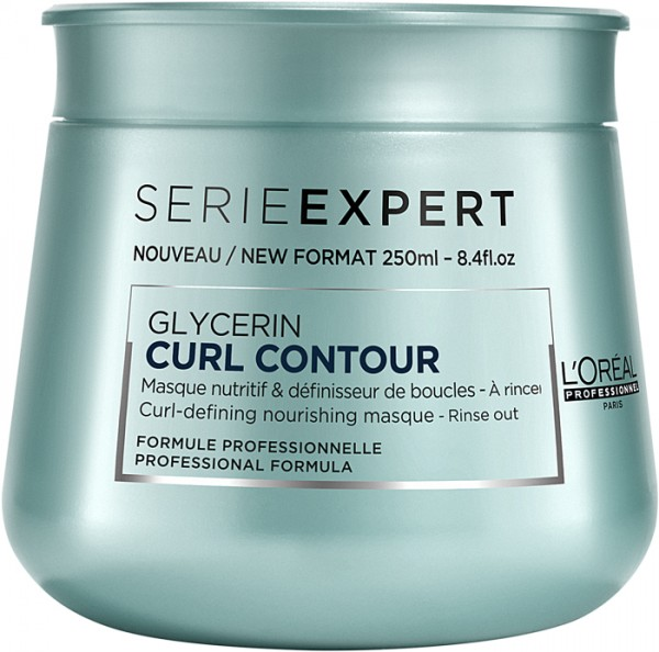 Serie Expert Curl Contour Maske 250ml