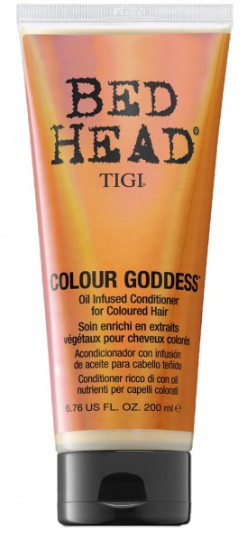 BED HEAD Colour Goddess Oil Infused Conditioner, 200 ml