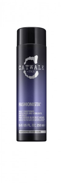 CATWALK Fashionista Violet Conditioner, 250 ml