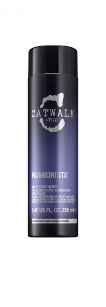 CATWALK Fashionista Violet Conditioner, 250 ml