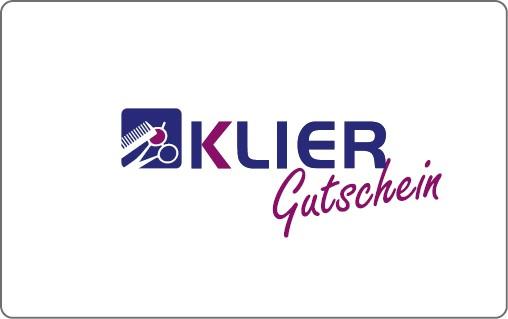 Frisör Klier Geschenkgutschein - ab 50,- €