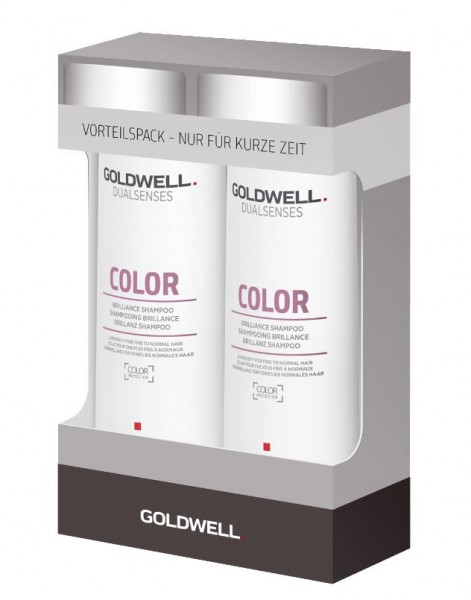 Goldwell Dualsenses Color Brilliance Shampoo Doppelpack