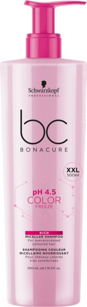 BC Bonacure Color Freeze Rich Shampoo 0,5L