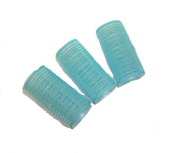 Haftwickler hellblau 28 mm 12 Stück
