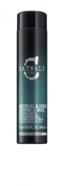 CATWALK Oatmeal & Honey Nourishing Shampoo, 300 ml