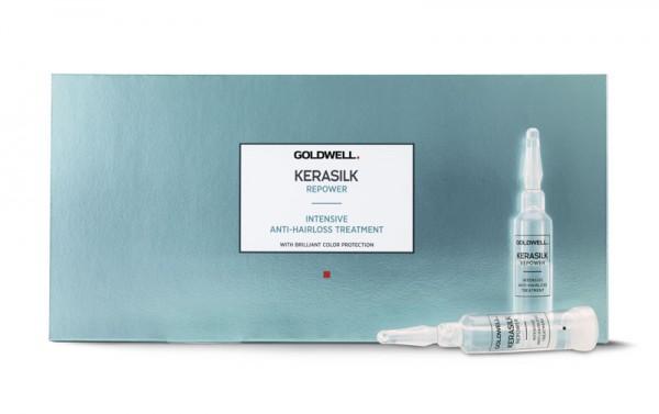 Kerasilk Repower Intensive Anti-Hairloss Treatment, 8 x 7 ml