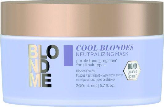 Schwarzkopf BlondMe Cool Blondes Neutralizing Mask