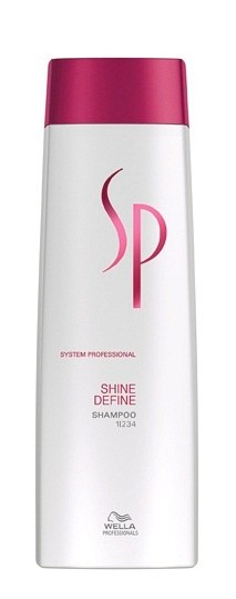 SP Shine Define Shampoo, 250 ml