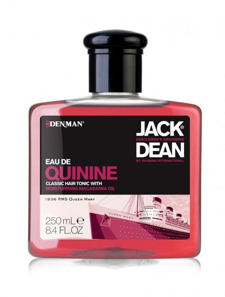 Jack Dean Haarwasser Quinine, 250 ml