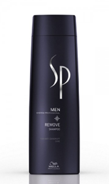 SP Men Remove Shampoo, 250 ml