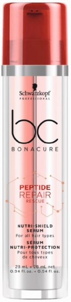 BC Bonacure Peptide Repair Rescue Nutri-Shield Serum