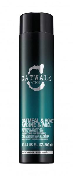 CATWALK Oatmeal & Honey Nourishing Shampoo 300ml