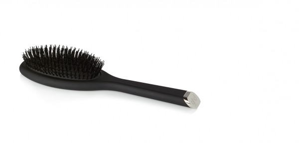 oval dressing brush