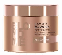 BlondME Keratin Restore Bonding Mask All Blondes