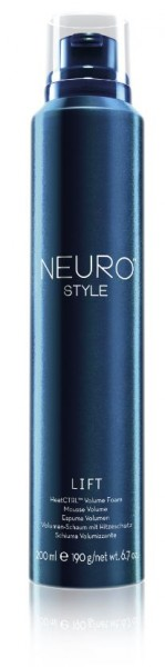 Neuro Lift HeatCTRL Volume Foam 45ml