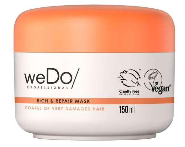 weDo Professional Rich & Repair Haarmaske