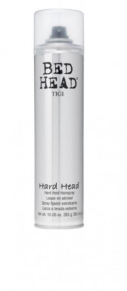 BED HEAD Hard Head Hard Hold Hairspray 0,385L