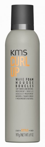 Curlup Wave Foam