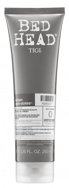 BED HEAD Reboot Scalp Shampoo, 250 ml