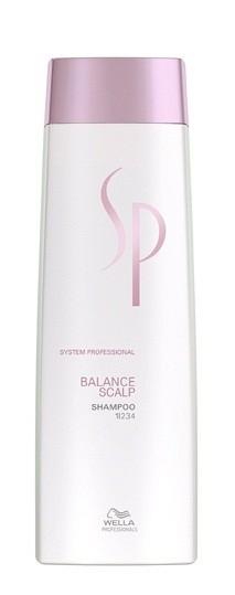SP Balance Scalp Shampoo, 250 ml