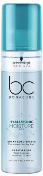 BC Bonacure Hyaluronic Moisture Kick Spray Conditioner 200ml