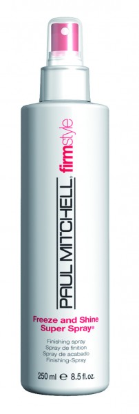 Paul Mitchell Firm Style Freeze & Shine Super Spray, 250 ml