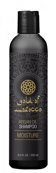 Gold of Morocco Moisture Shampoo, 250 ml