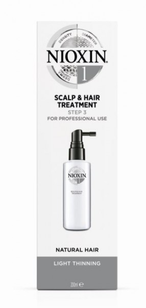Scalp & Hair Treatment 1