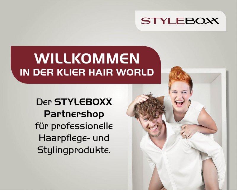 Styleboxx Responsive Partner-Onlineshop Klier Hair World