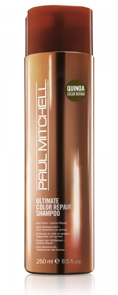 Paul Mitchell Ultimate Color Repair Shampoo, 250 ml