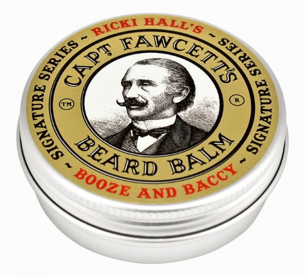 Ricki Hall's Booze and Baccy Beard Balm 60ml
