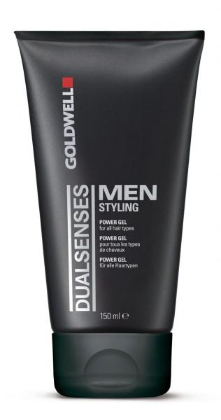 Dualsenses Men Power Gel, 150 ml