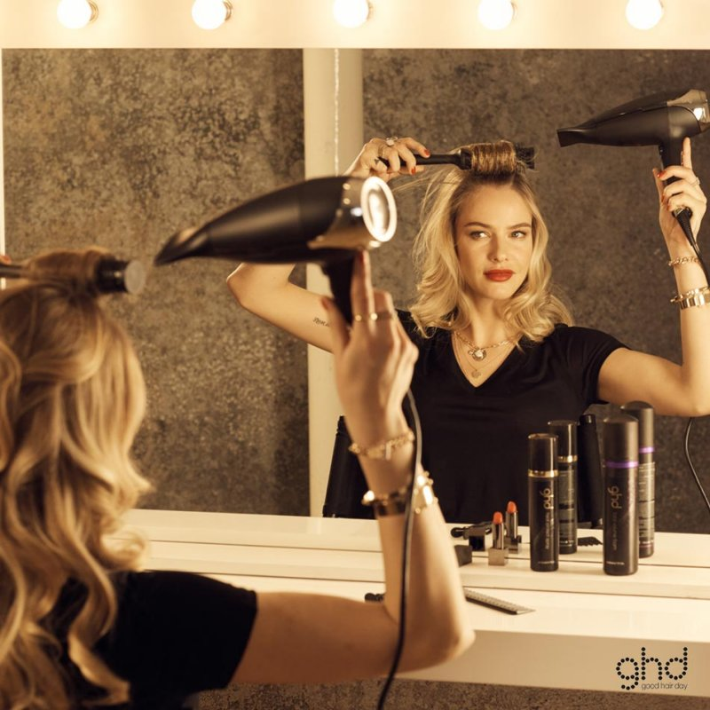 ghd How to Locken und Curls