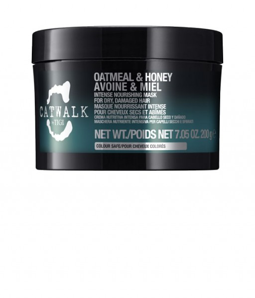 CATWALK Oatmeal & Honey Intense Nourishing Mask, 200 g