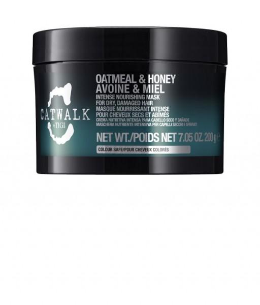 CATWALK Oatmeal & Honey Intense Nourishing Mask, 200 g