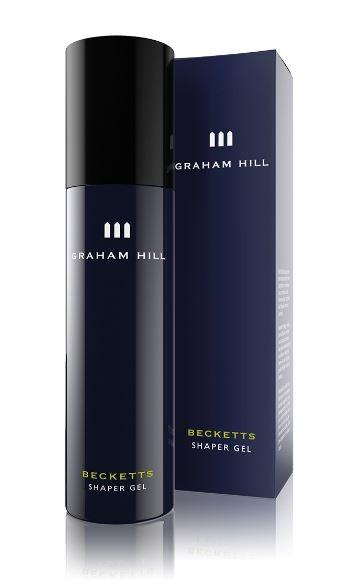 Graham Hill Becketts Shaper Gel, 100 ml