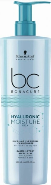 BC Bonacure Hyaluronic Moisture Kick Cleansing Conditioner