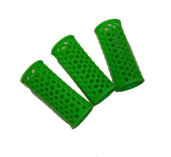 Super FL Wasserwellwickler grün 25 mm 10 Stück